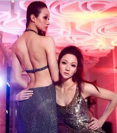 Jiang Tingting & Jiang Wenwen