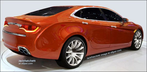 2014 Chrysler 200 Concept 1