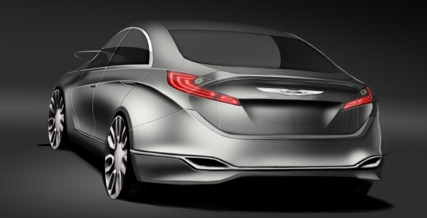 2014 Chrysler 200 Concept 4