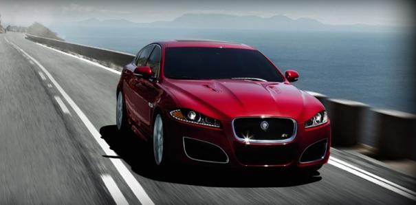 jaguar xf exterior2