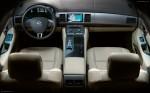 jaguar xf interior2