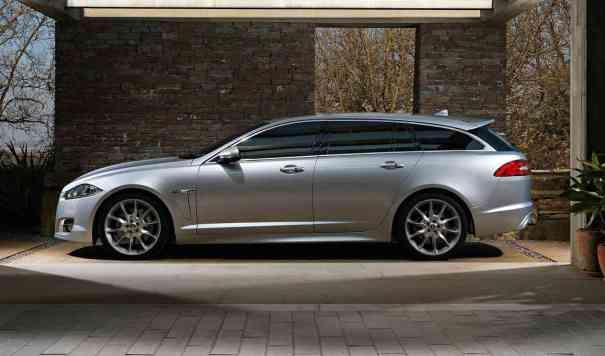 jaguar xf wagon exterior2