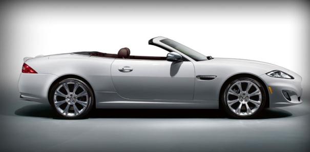 jaguar xk convertible exterior