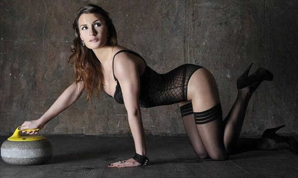 Anna Sidorova (Curling) 23yrs Russia