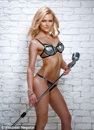Curler Alexandra Saitova