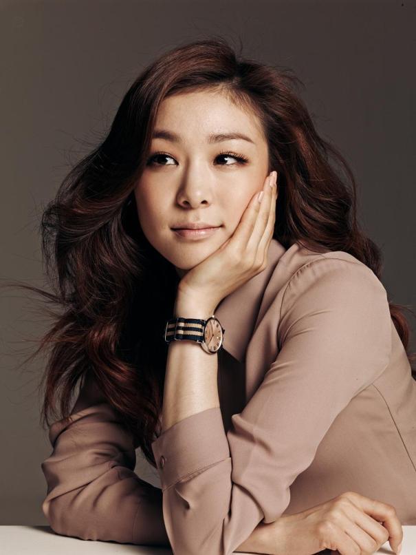 Kim Yu Na Figure Skater